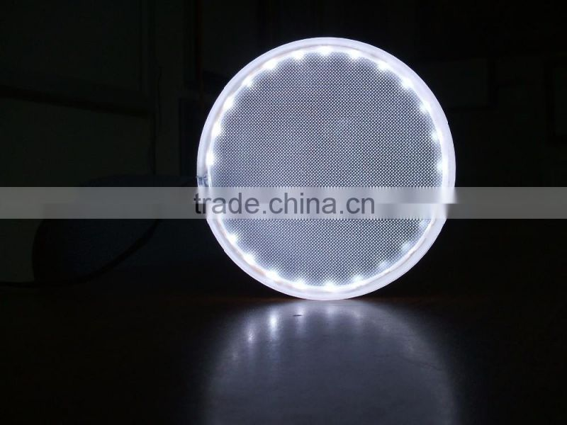 Edgelight Custom made led panel lighting wall panel 2 years warranty which made in Shanghai OEM factory