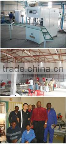 BETTER Single head copy router aluminum and pvc window machines