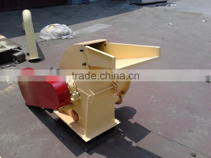 hammer mill with cyclone and fan blower for sale of Wood
