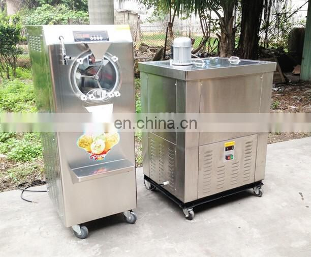 Ice Cream Machinery Hard Ice Cream Machine Gelato Maker
