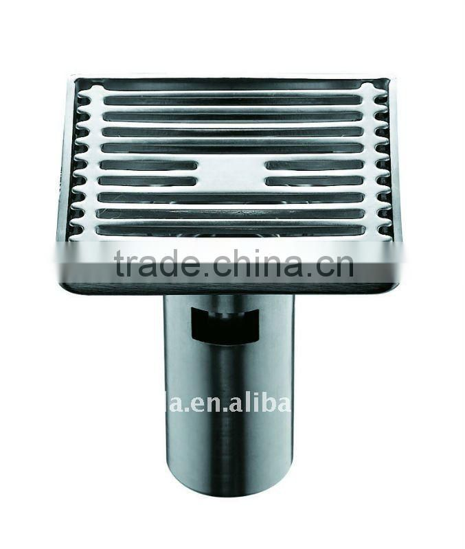 Stainless Steel Floor Drain B2812-1b ,3mm thick,new design