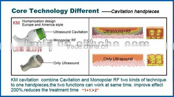 Best and professional vacuum cavitation system