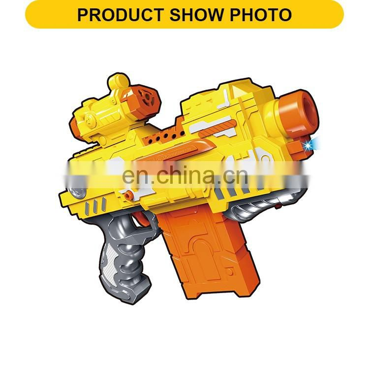 2017 New Product Bullet Soft Gun Toy With Telescope