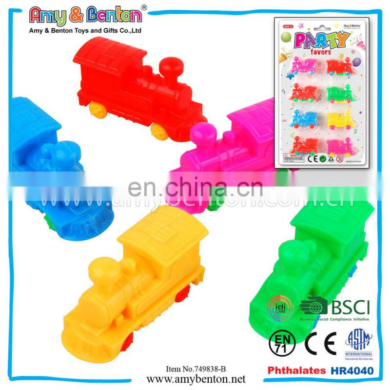Shooter Toys Friction Plastic Train Toy Small Toys