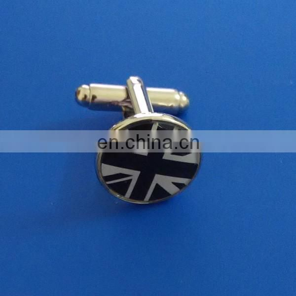 High quality stainless steel cufflink blank