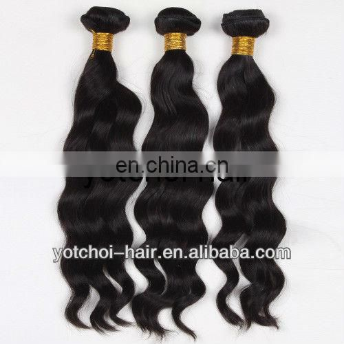 beautiful deep wave Thick bottom Ideal hair products tangle free Top quality brazilian virgin hair