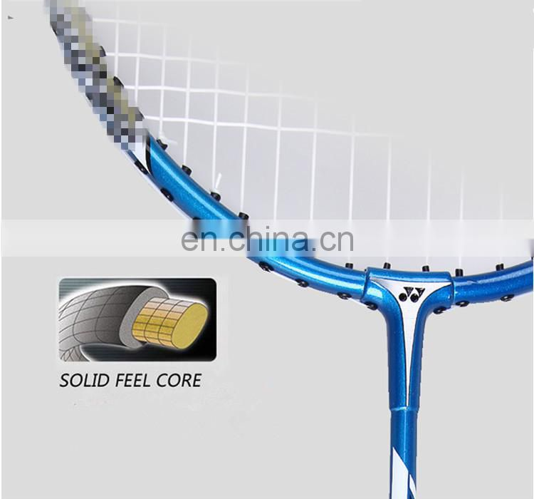100% carbon badminton racket