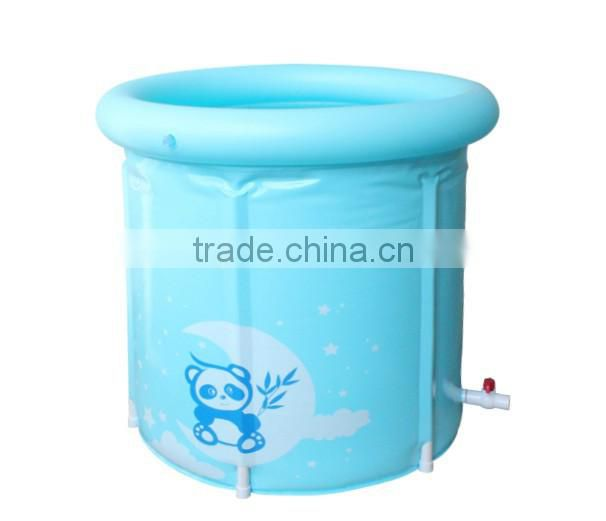 Baby bathing bucket eco-friendly thickened water -saving baby swimming pool baby bath - 12