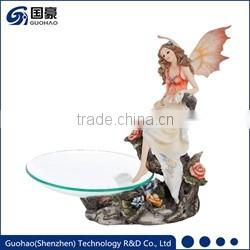 OEM resin fairy girl anime figurines model items