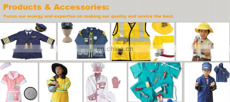 Police Office Custume Dress Up Set for Halloween kids