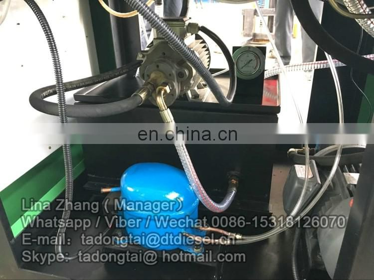 BD850 diesel injection pump test bench