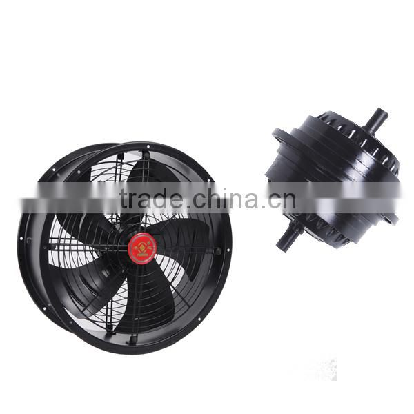 200mm Mini Bathroom Exhaust Fan Motor Of New Products From China