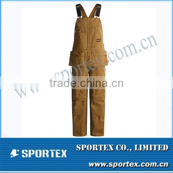 Two-Tone style Cargo Durable Work Trousers MZ0081