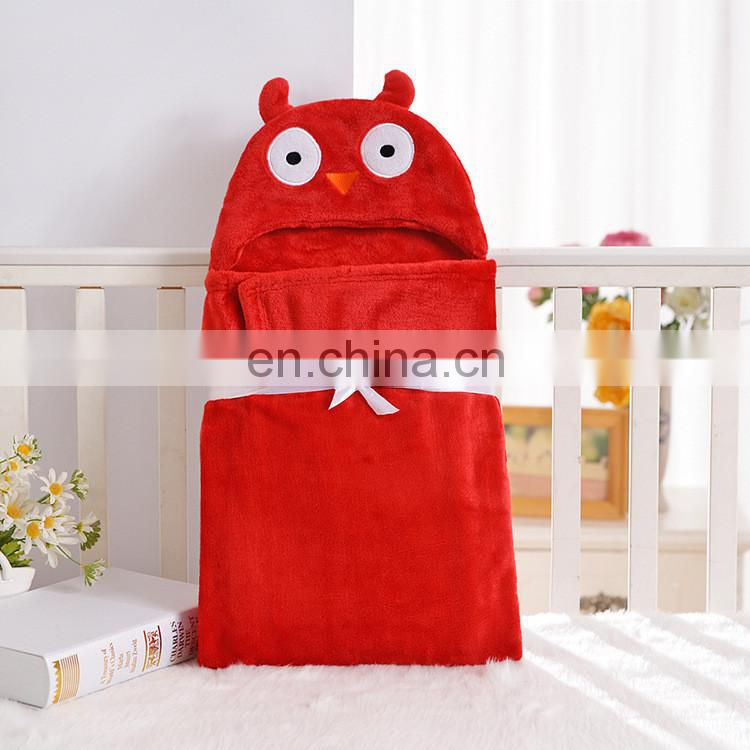 hot selling animal hooded towel baby bath towel with hooded wholesale