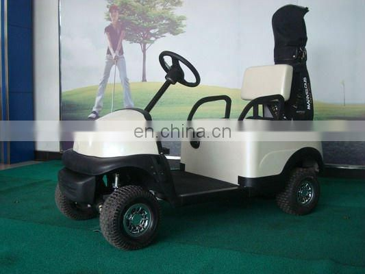 Hot single seater electric Golf Carts, Smart off-round design with CE certificate