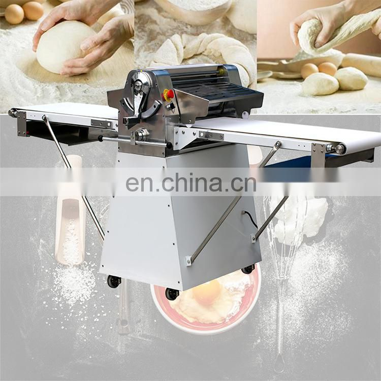 Dough sheeter machine/pastry rolling machine/spring roll pastry machine Image