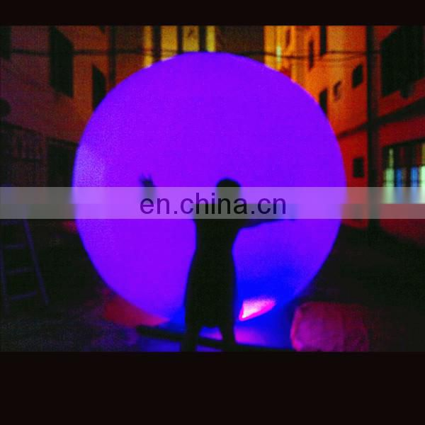 giant inflatable led balloon for wedding decoration