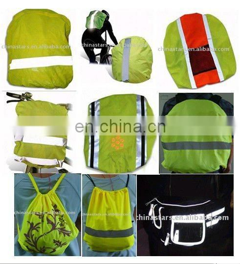 ENS471 high visibility reflective bag cover