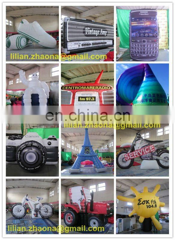 2012 new advertising inflatable radio