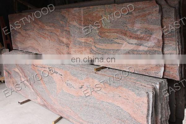 Raw Silk Granite vanity top