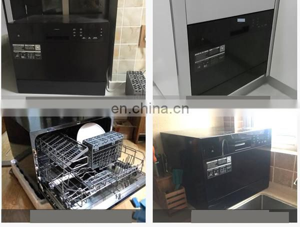 Cabinet dishwasher