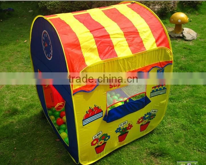 most populor baby outdoor play tent house play tent with balls