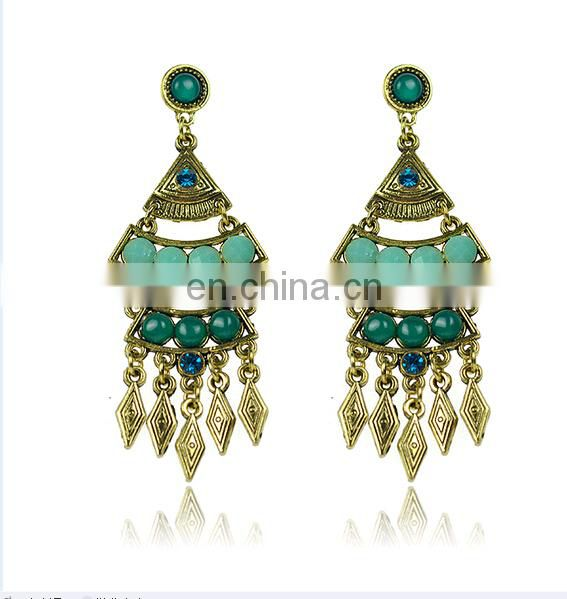 Factory Supply Earrings Jewelry, Latest Fashion Earring