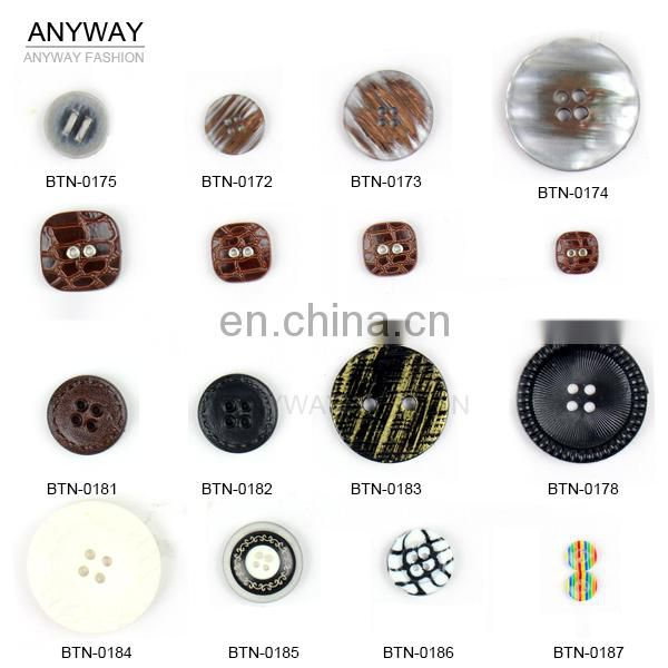 ABS 4 holes buttons for shirt