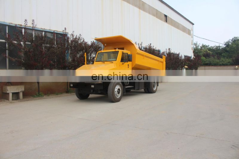 12 Months warranty Factory Supplier UK8 8 ton Mining Dumper truck