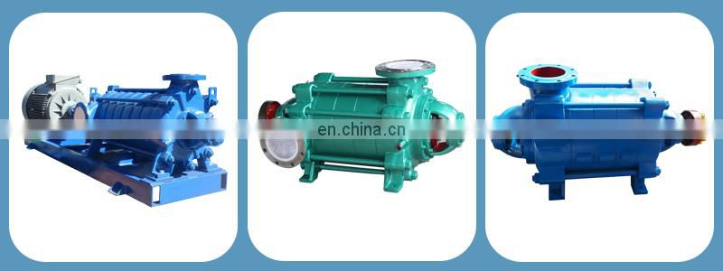 High pressure multistage water pump cleaner
