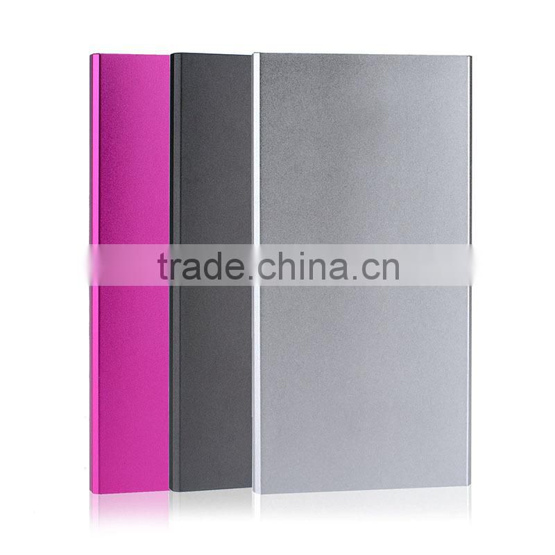 Wholesale slim power bank 40000 mah power bank external battery