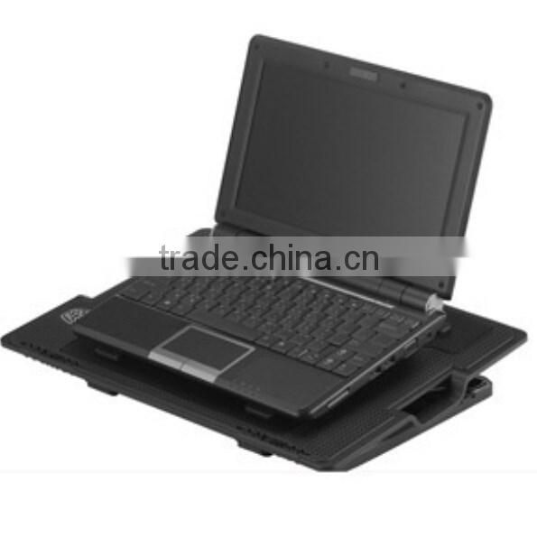 Good selling Adjustable laptop cooler stand / laptop holder with cooling fan / adjustable laptop rack