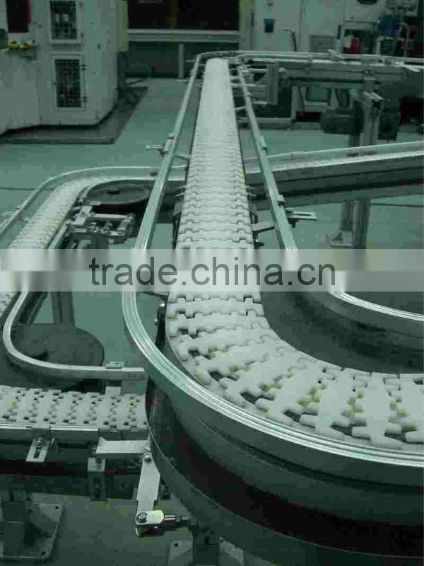 Flexible chains 7100G,Table Top Chains for Processing Machinery