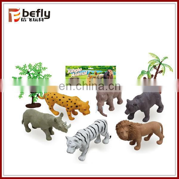 12 kinds mixed packaging plastic 3d model dinosaur toy