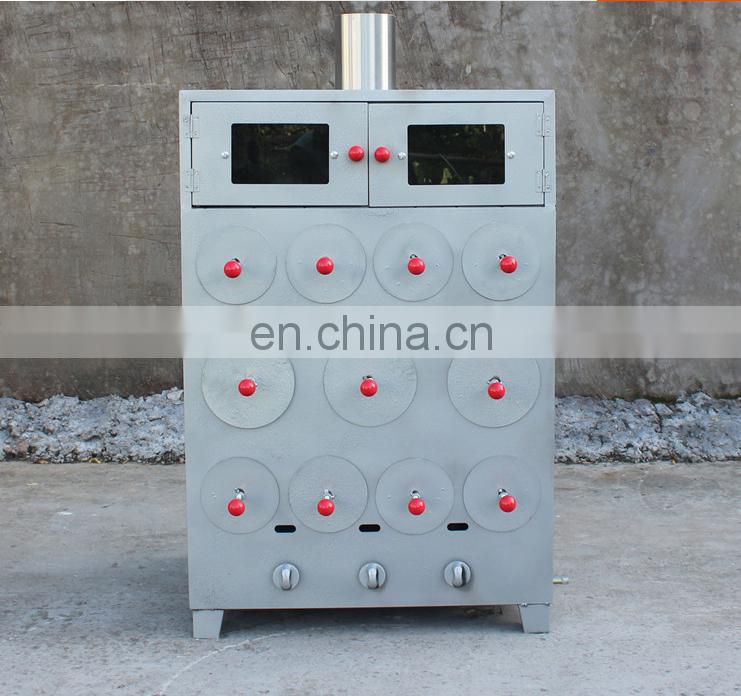 Environment protection and energy saving sweet potato roasting oven In high producing effectively