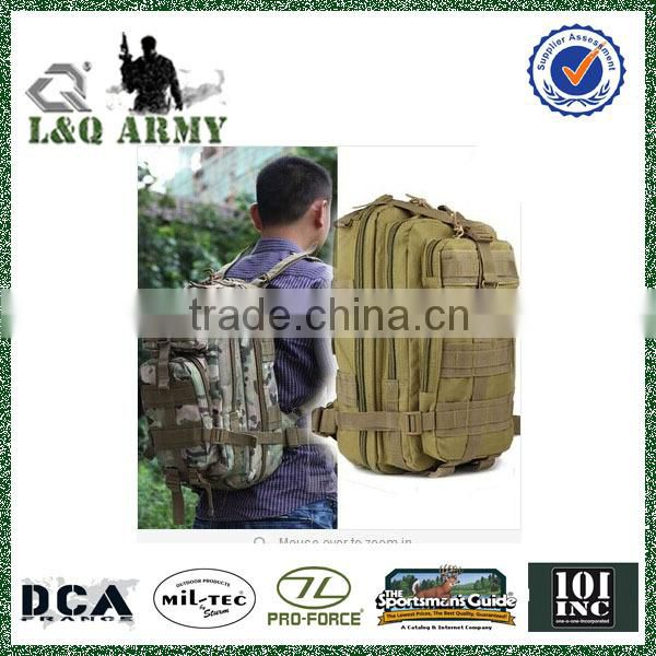 Outdoor Military Tactical Men Backpack Camping Bag Hiking