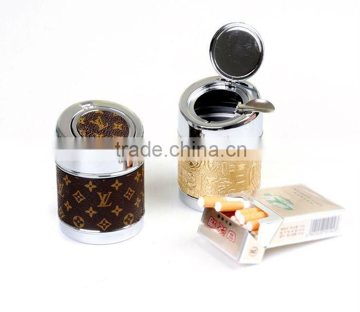 high quality zinc alloy ashtray