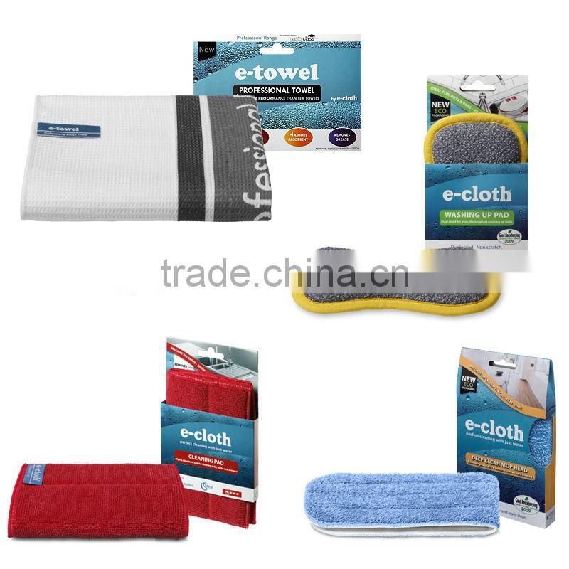 Super absorbent microfiber cleaning wipes