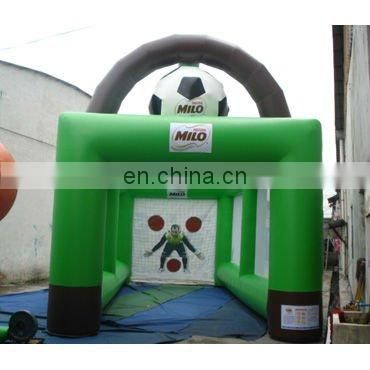 2015 new inflatable football gate