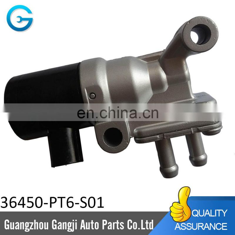 Pressure Suction Control Valve IACV OEM 36450-P6T-S01 36450P6TS01 36450-P3F-G01 For Japanese Cat For B16B B18C 1996-2001