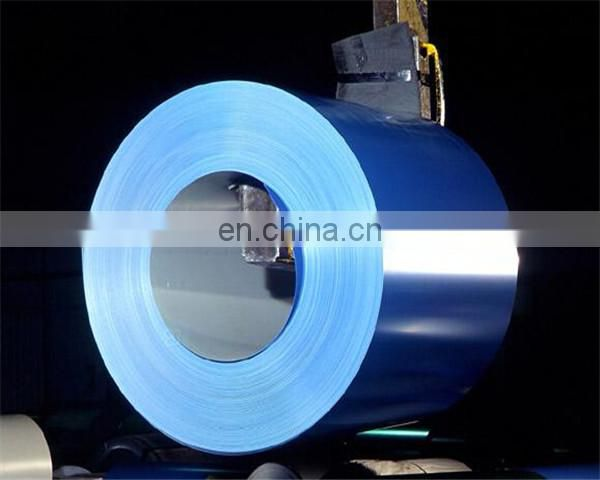printed color coated steel coils CGCC DX51D prepainted galvanized steel coil