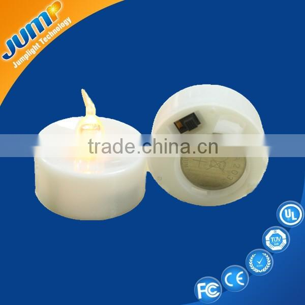 Competitive price light candle outdoor led candle light electric candle light for wedding