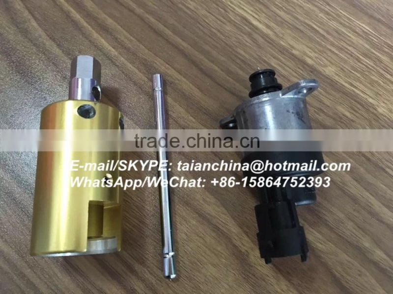Common Rail Pump Special Hydraulic Pullers For Fuel Metering