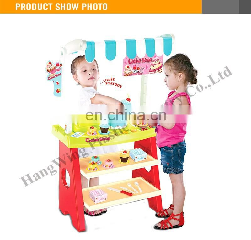 DIY Super Cake Shop With Sound And Lights Toy Kitchen Sets