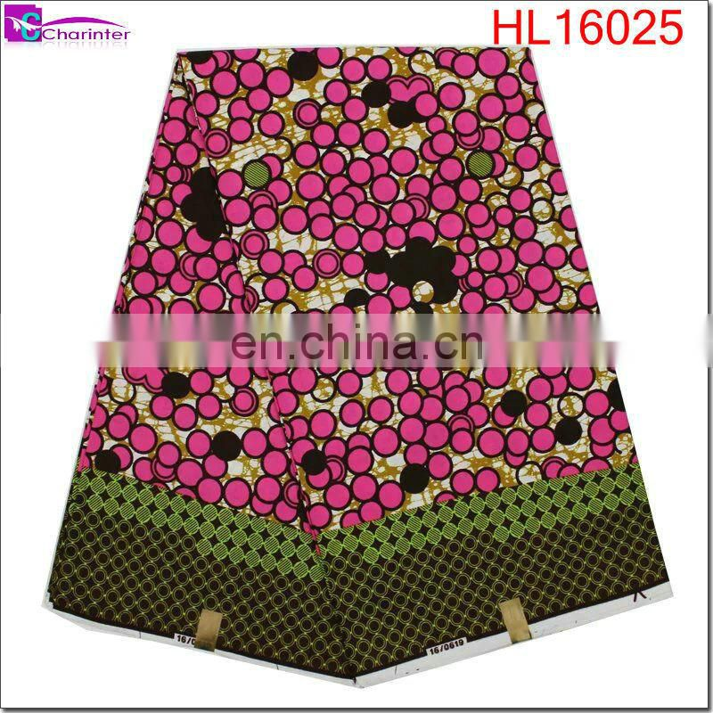 dutch wax fabric holland wax HL16024