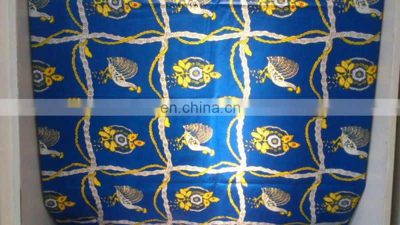 The Real Manufacturer of Veritable Hitarget Nigerian Fabrics JAVA Cloth Super Hollandis Wax