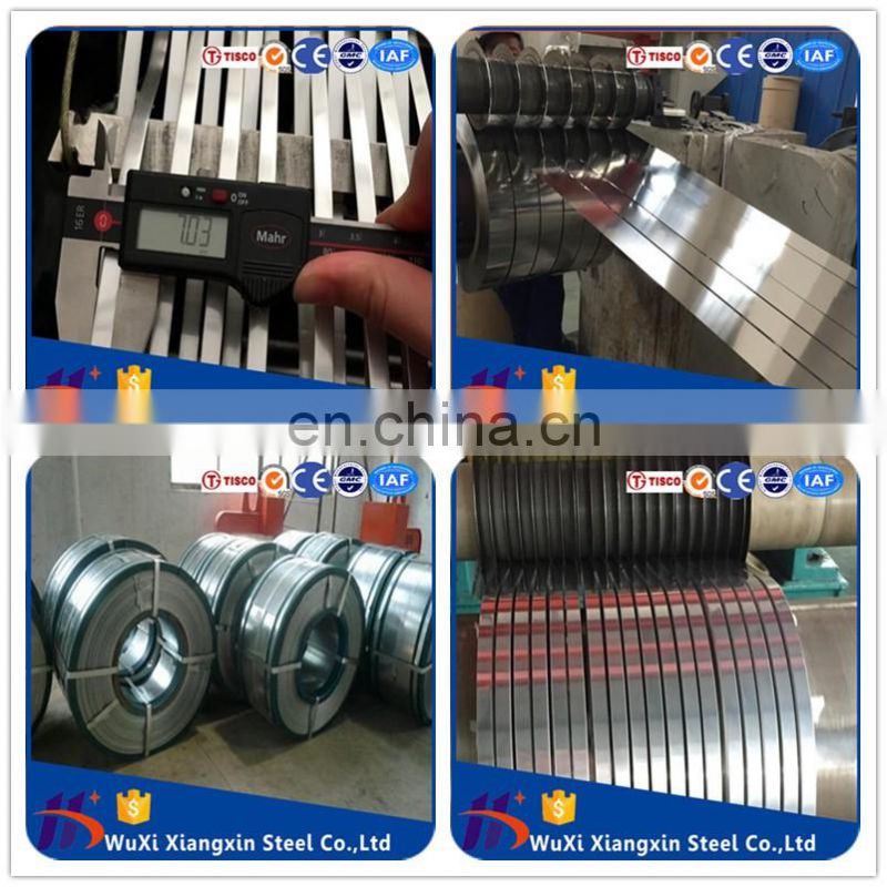 2507 stainless steel strip band 0.5mm thickness
