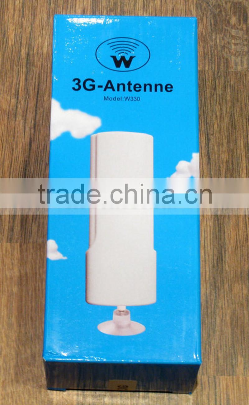 30dbi High-gain 3G CRC9 antenna with 2m cable for wireless network