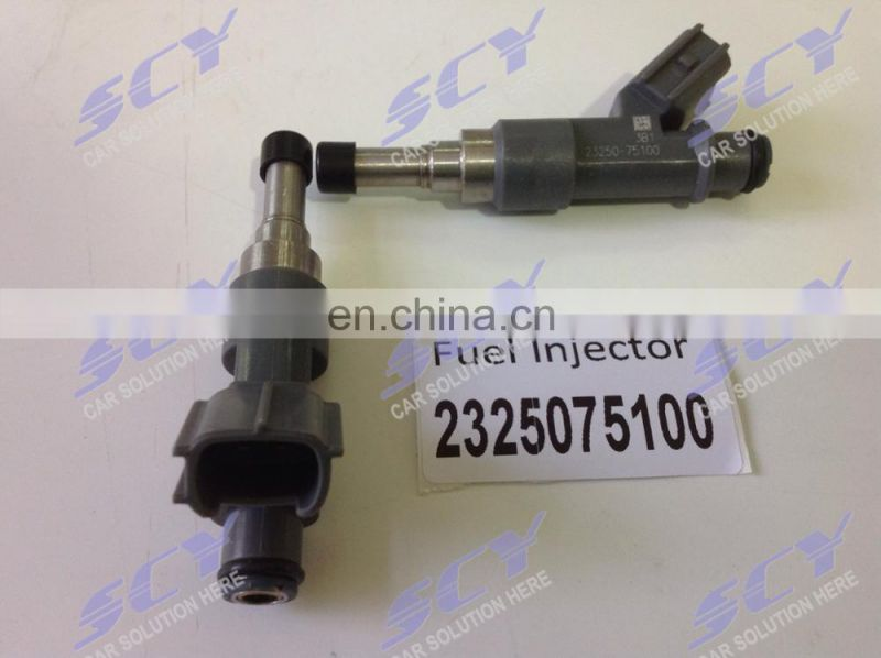 4 PCS OEM Fuel Injector 23209-79155 for 2013-2014 Toyota 4Runner Tacoma 2.7L 23250-75100 2325075100