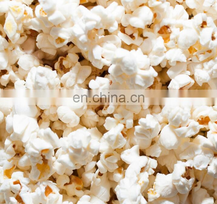 Industrial popcorn grain processing pop corn maker machine